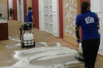 Giặt thảm trải sàn tại Hạ Long