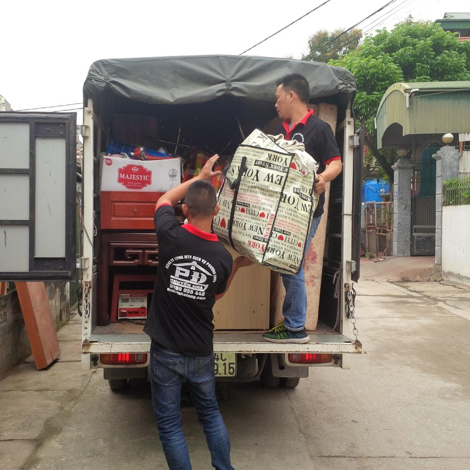 Xe tải 1.25 tấn  Hạ Long