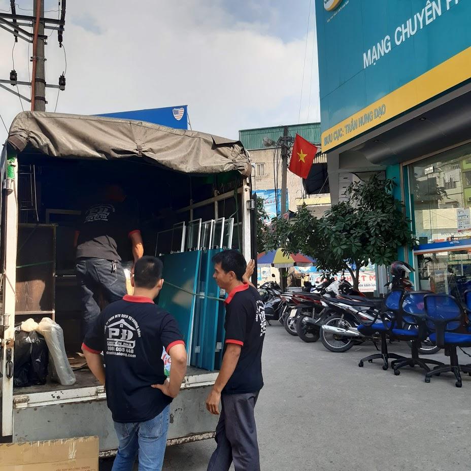 Xe tải chuyển đồ chuyển nhà Hạ Long
