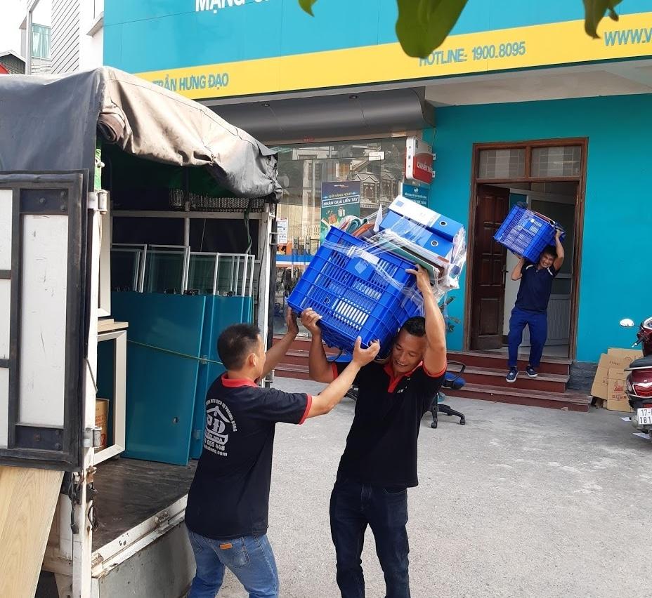 Dịch vụ chuyển nhà Hạ Long trọn gói