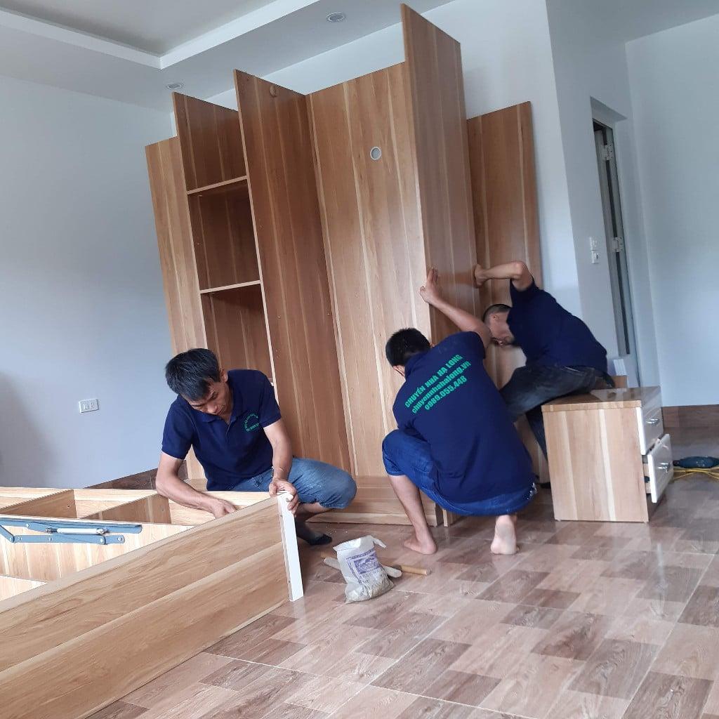 Thợ tháo lắp giường tủ, đồ nội thất