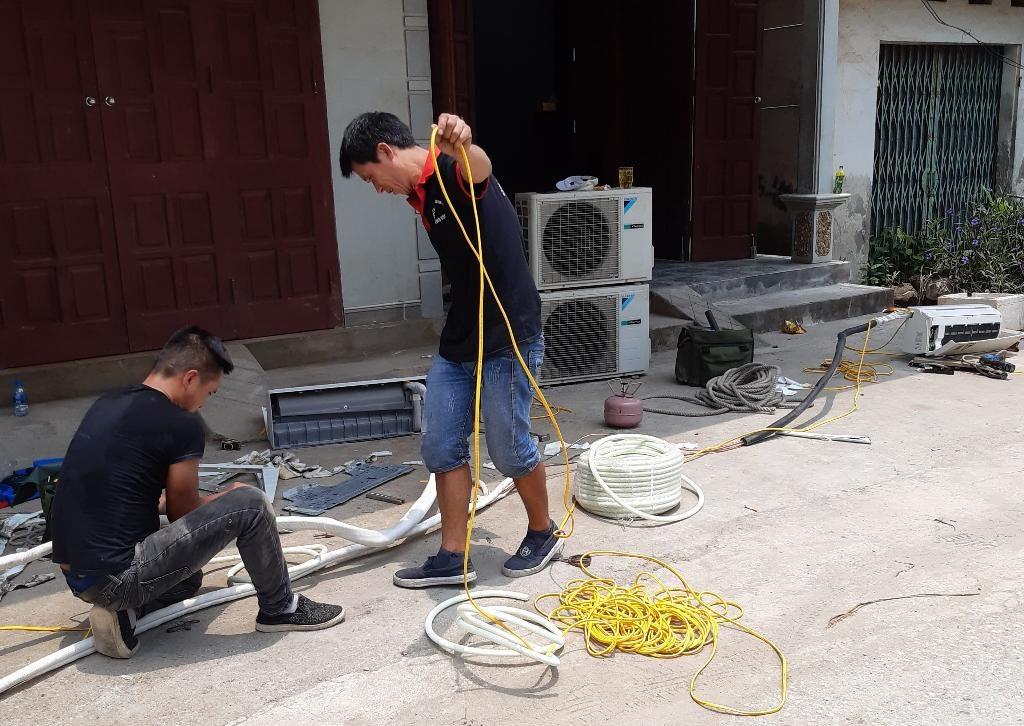 Dịch vụ bảo dưỡng điều hoà tại Hạ Long